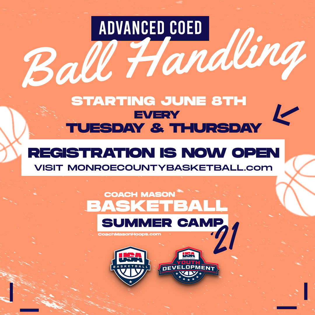 Advanced Ball Handling Coed - Tuesday/Thursday