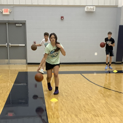 Advanced Ball Handling & Footwork